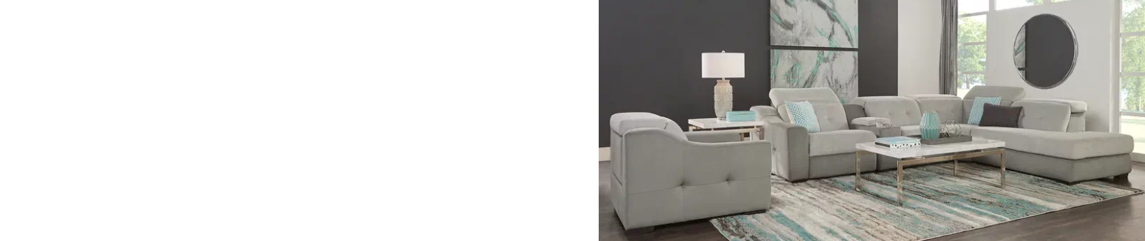 Simple Gray Living Room Ideas