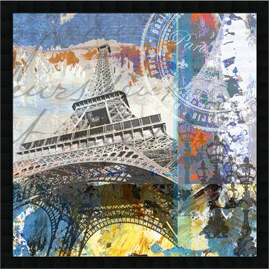 Degas Tower Gray Artwork