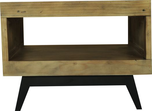 Delisa Brown Side Table