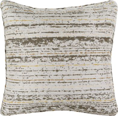 Delmare Brown Indoor/Outdoor Accent Pillow