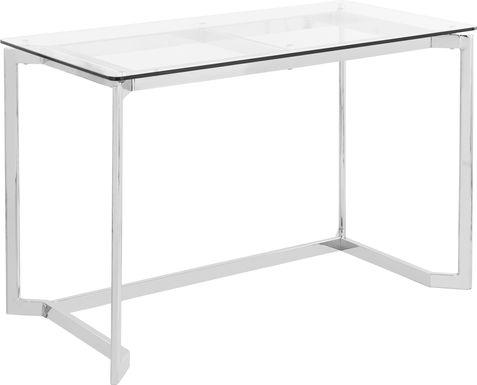 Delridge Chrome Desk