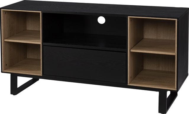 Demery Black 50 in. Console
