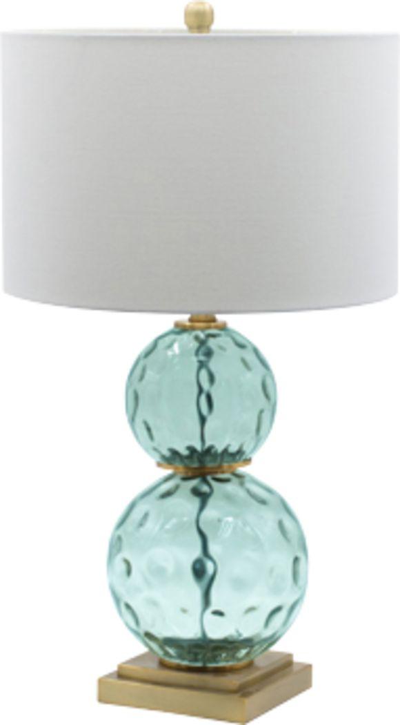 Denargo Lane Green Lamp