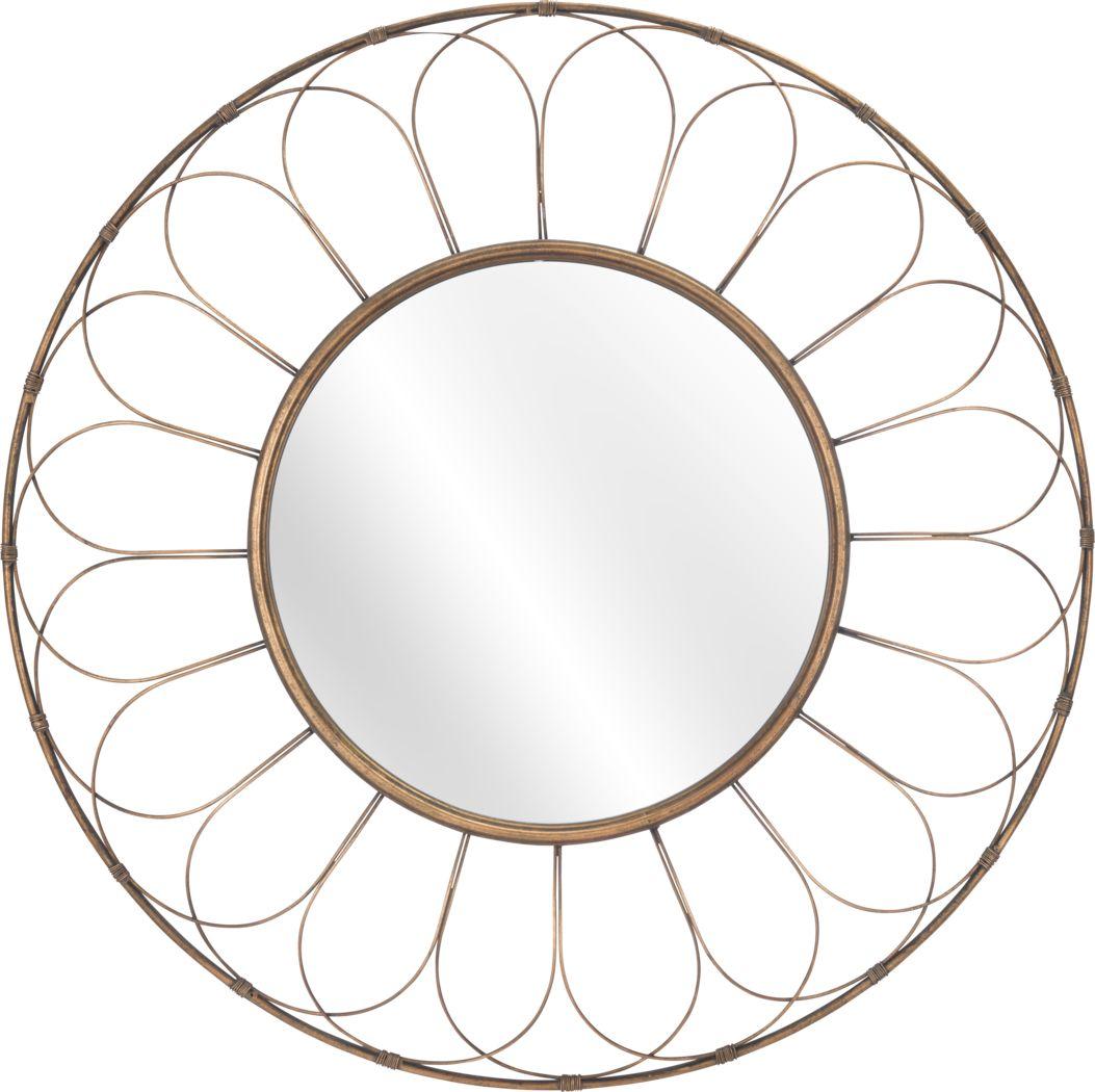 Dengarden Gold Mirror