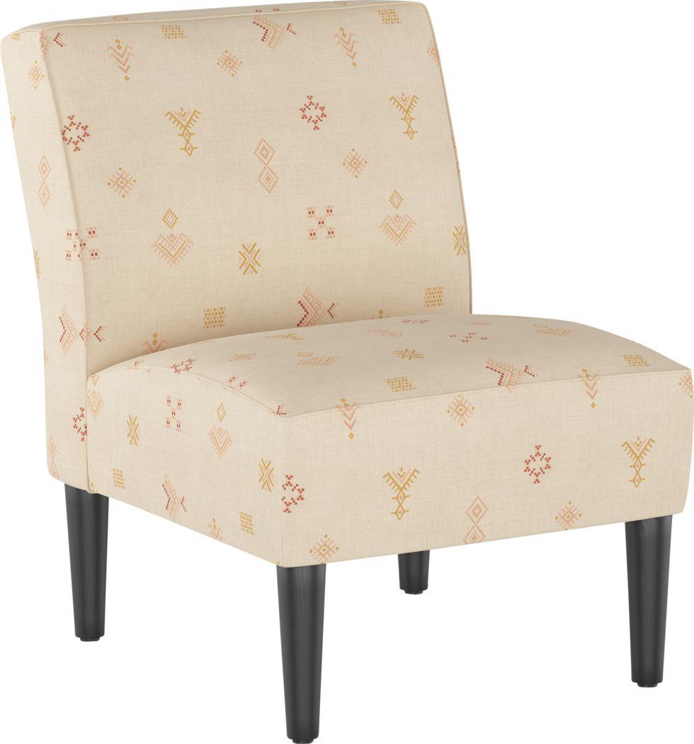 Desert Dreams Sand Accent Chair