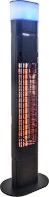 Desert Hills Black Patio Heater