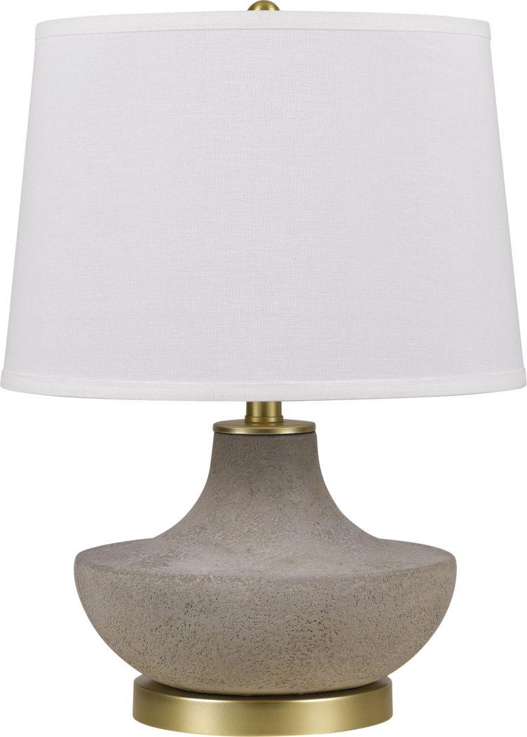 Devotie Lane Sandstone Lamp