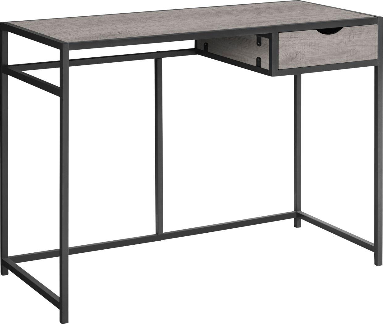 Dexired Gray Desk