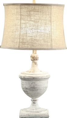 Dibden Loft Brown Lamp
