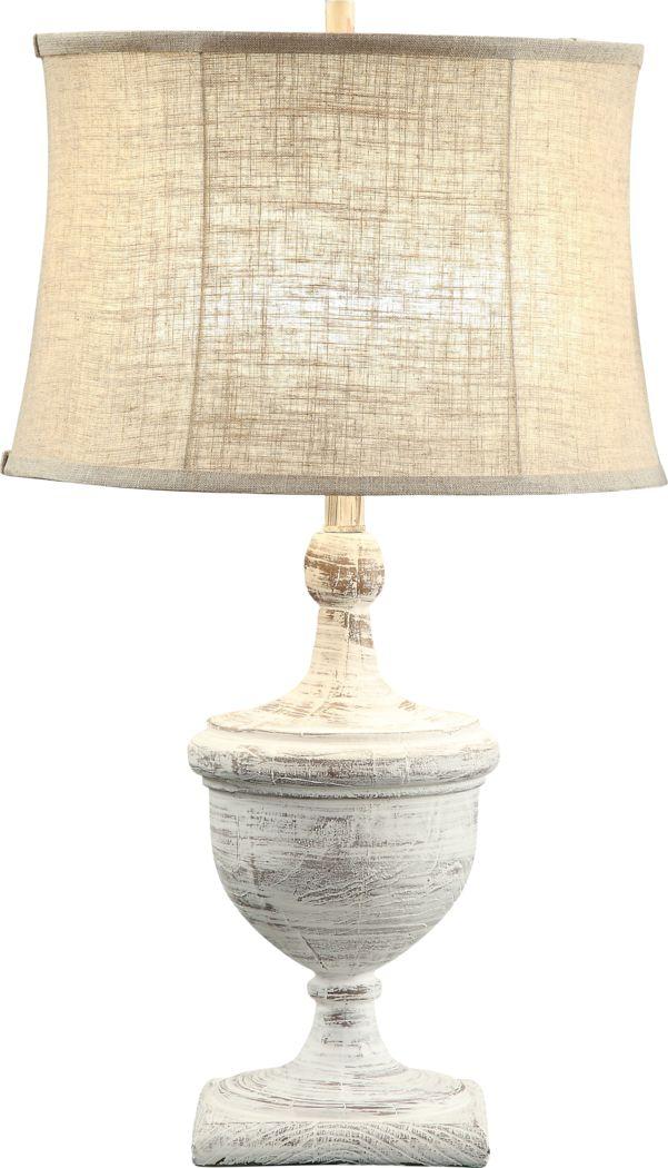 Dibden Loft Brown Lamp