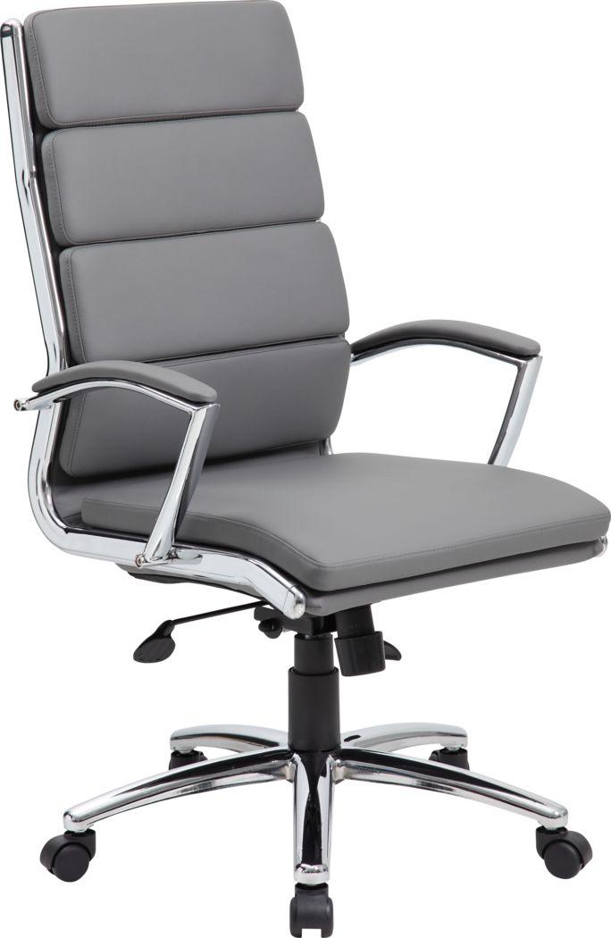 Dilkon Gray Desk Chair