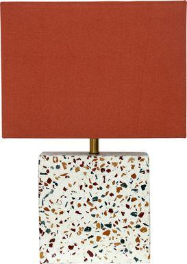 Dillion Terracotta Lamp