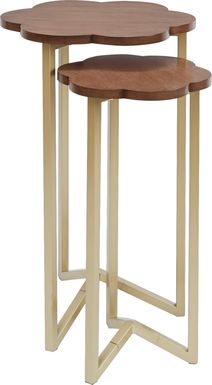 Dineen Brown Nesting Tables