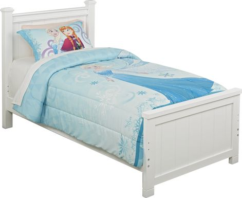 Disney Frozen Diamonds 2 Pc Twin/Full Comforter Set