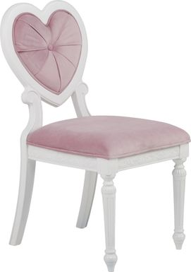 Disney Princess Dreamer White Desk Chair