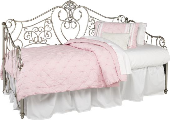 Disney Princess Enchanted Kingdom Iron 3 Pc Twin Daybed
