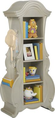 Disney Princess Fairytale Silver Bookcase