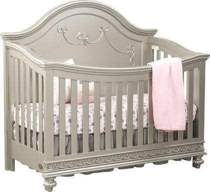 Disney Princess Silver Crib