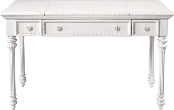 Disney Princess Fairytale White Vanity Desk