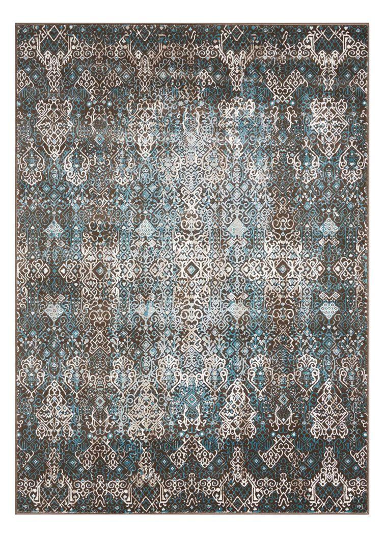 Divine Palace Blue 7'10 x 10'6 Rug