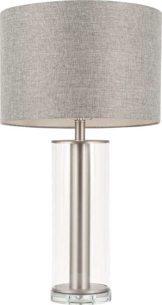 Dollis Gray Lamp