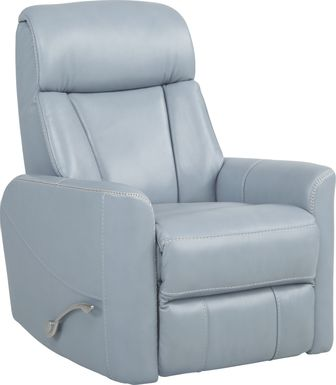 Domio Hydra Leather Swivel Glider Recliner