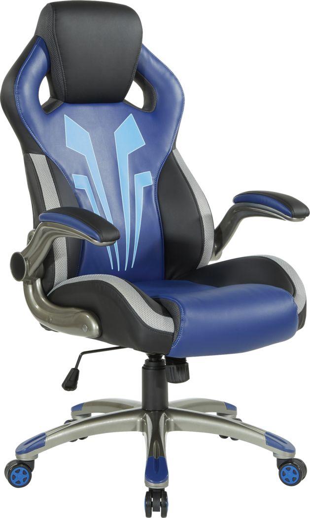 Donjonny Blue Gaming Chair