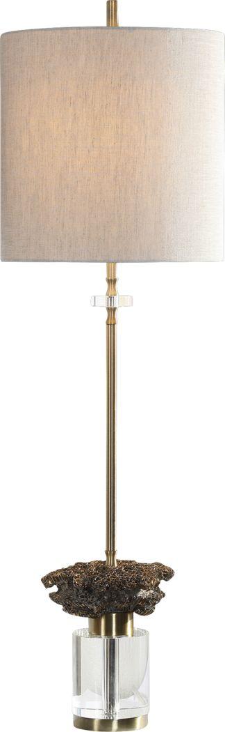 Dovenci Gold Lamp