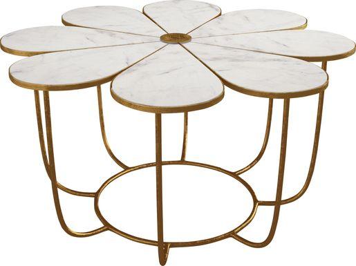 Drewstead White Cocktail Table