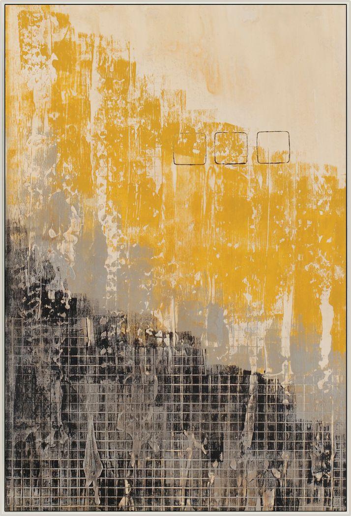 Duclair I Yellow Artwork