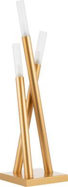 Dulcito Gold Lamp