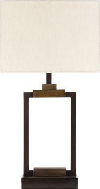 Dumond Point Copper Lamp