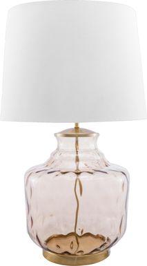 Dunbarton Gold Lamp