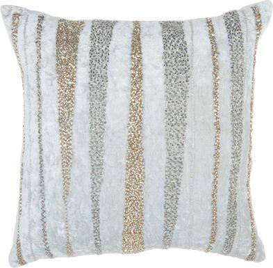 Dunez Turquoise Accent Pillow