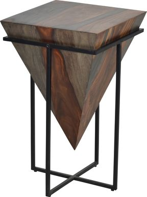 Durbridge Dark Brown Accent Table