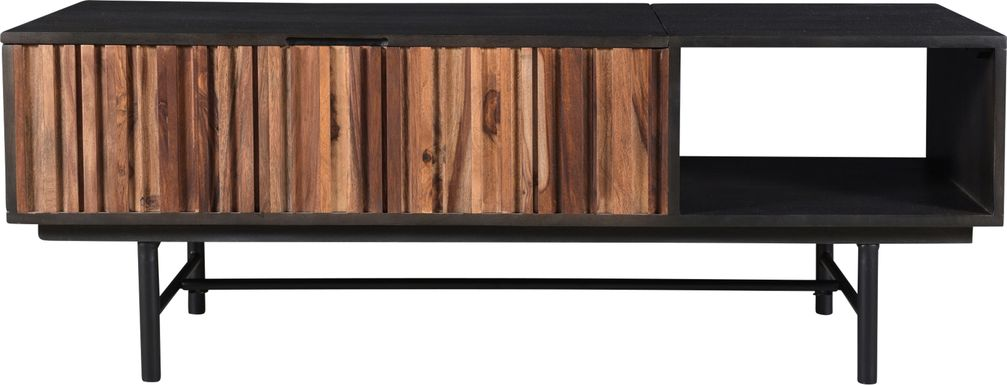 Duxberry Black Cocktail Table