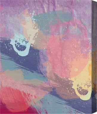 Early Daylight Purple Artwork