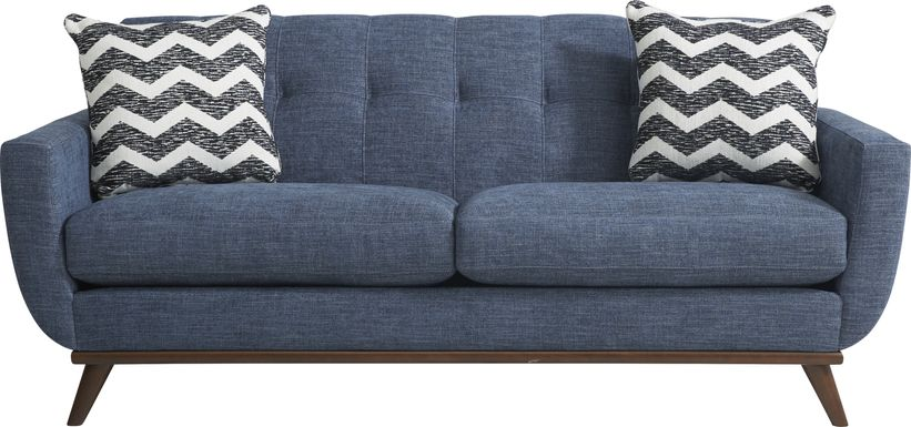 East Side Sapphire Apartment Sofa