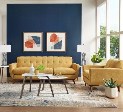 East Side Sunflower 5 Pc Living Room