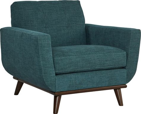 East Side Teal Chair