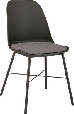 Easterlin Black Dining Chair