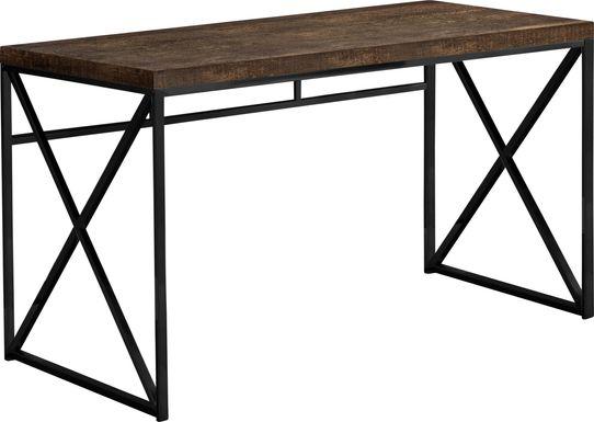 Eastshire Brown Desk