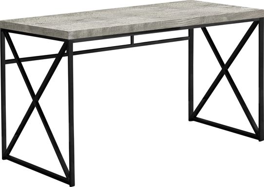 Eastshire Gray Desk