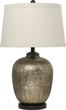 Eastville Bronze Lamp