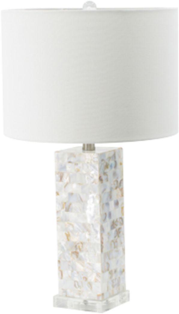 Eaton Avenue White Lamp