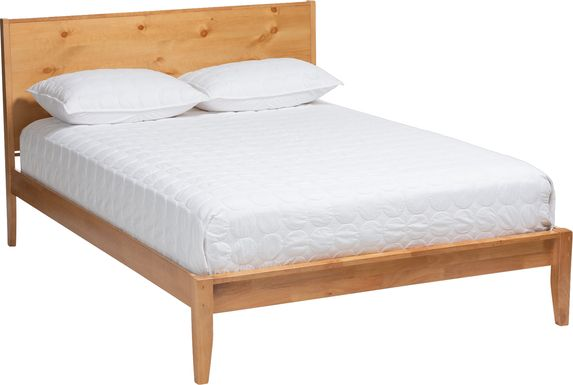 Ector Brown Full Bed