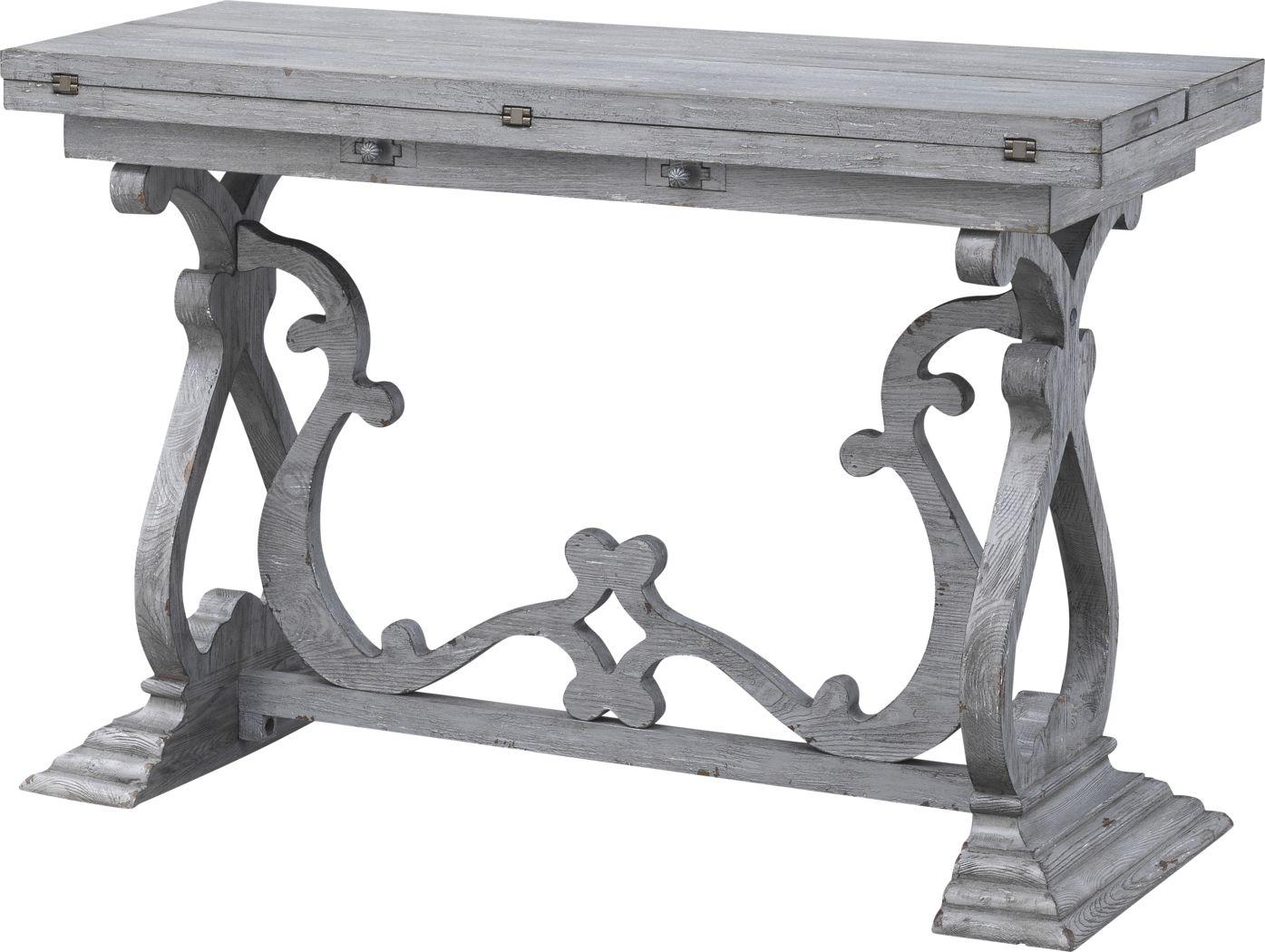 Edderton Gray Sofa Table