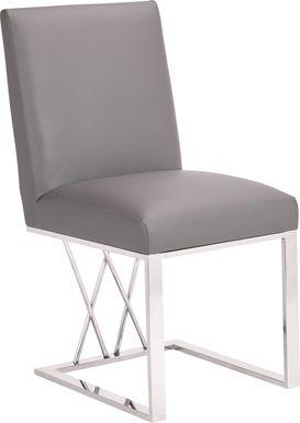 Eiler Gray Dining Chair