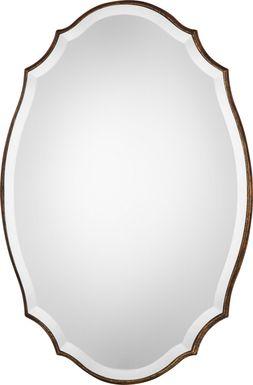 Eirny Gold Mirror