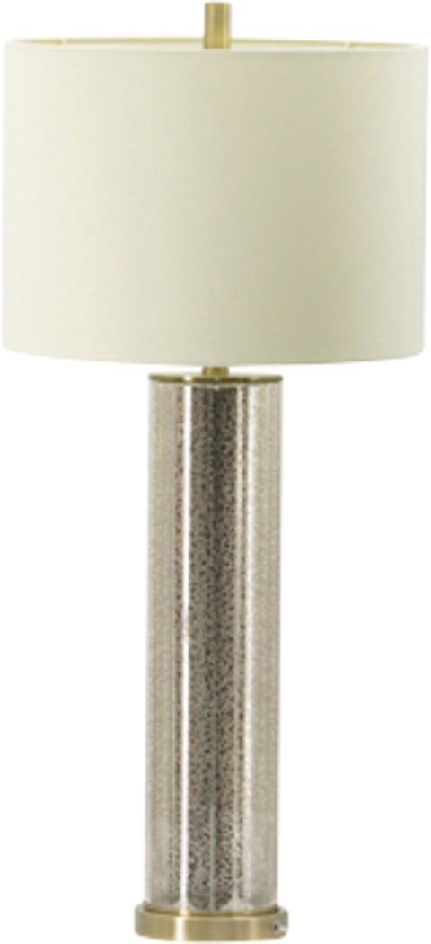 Elbert Lane Gold Lamp